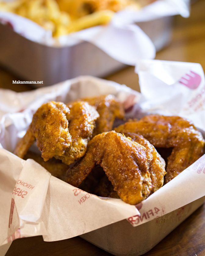 4 Fingers – The best Korean fried chicken in town