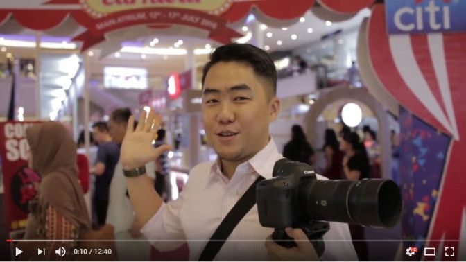 Video: Liputan Food Carnival @ Sun Plaza 2016