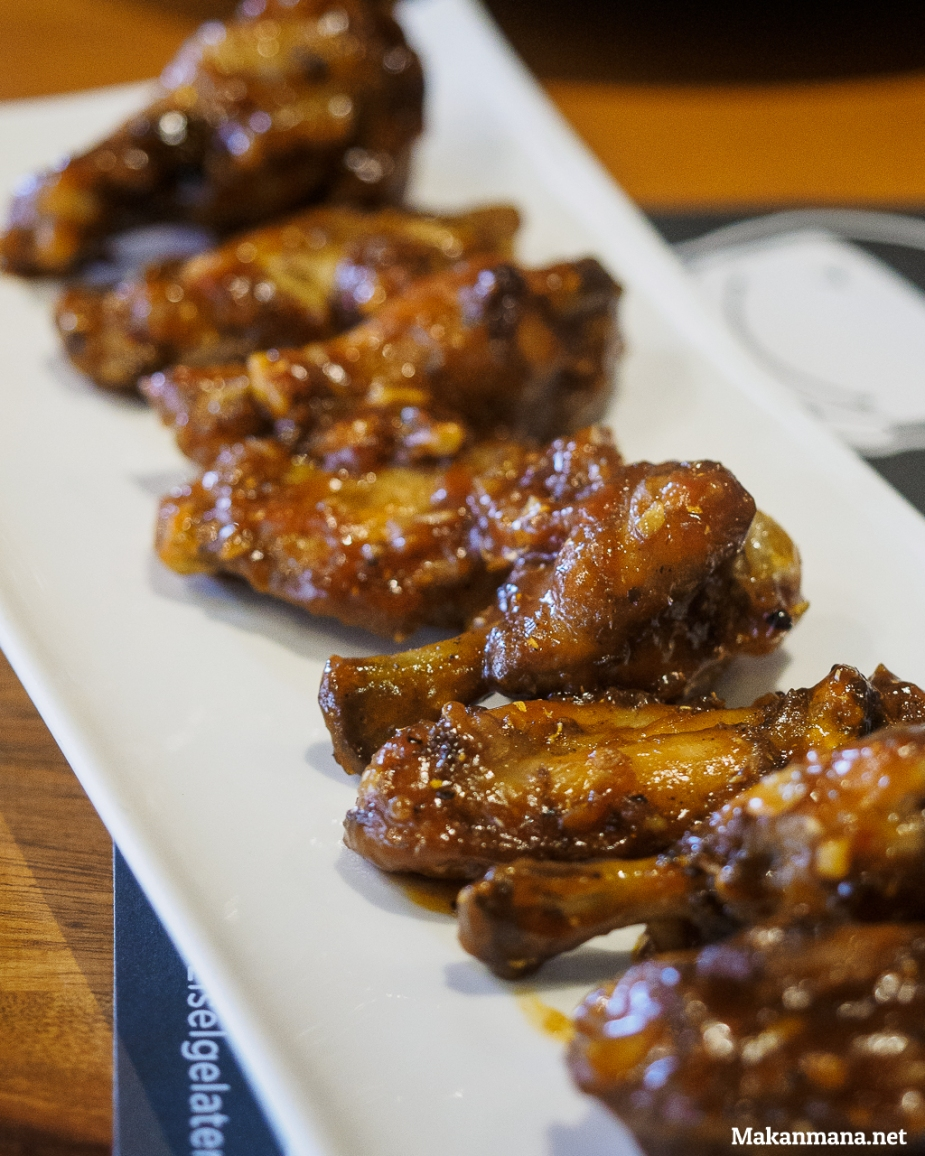 chicken wing zisel