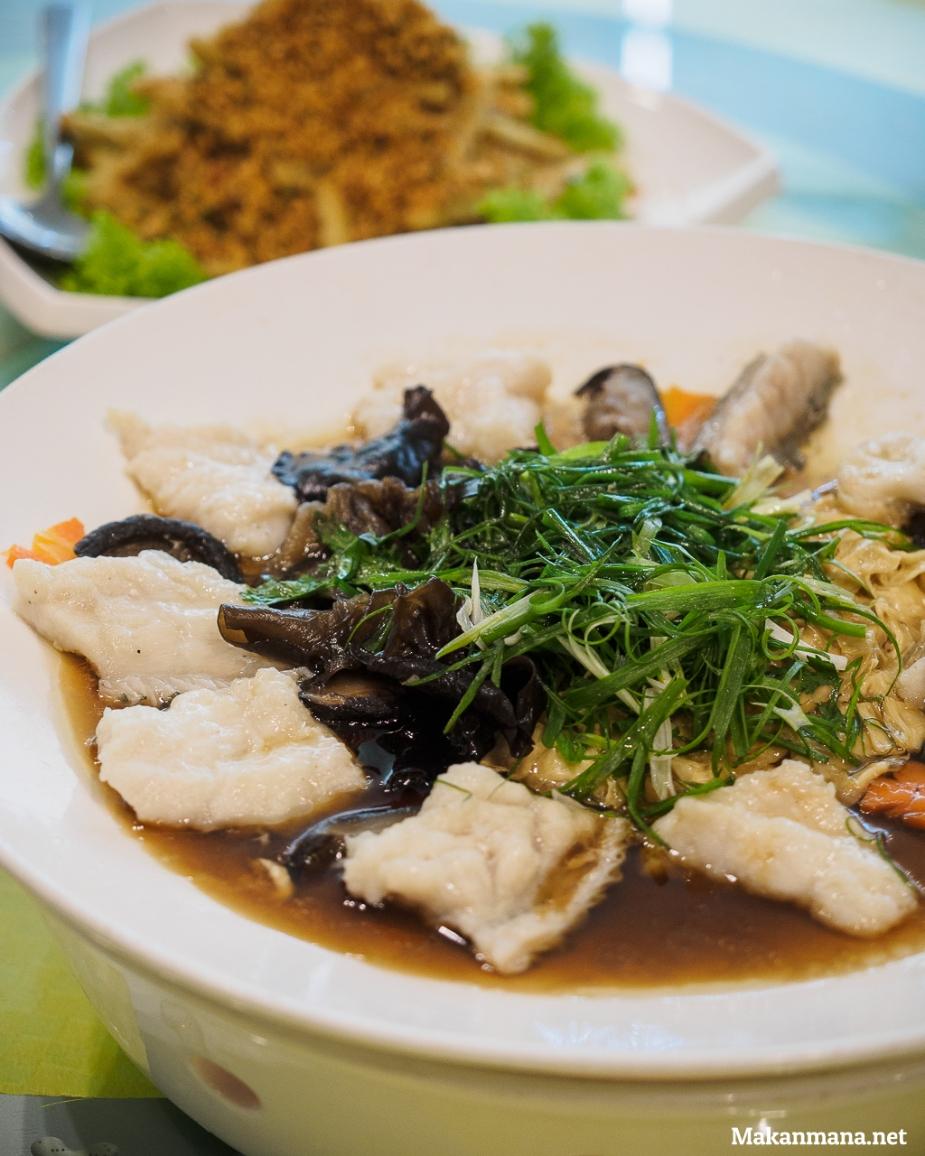 ikan gerapu ling chi