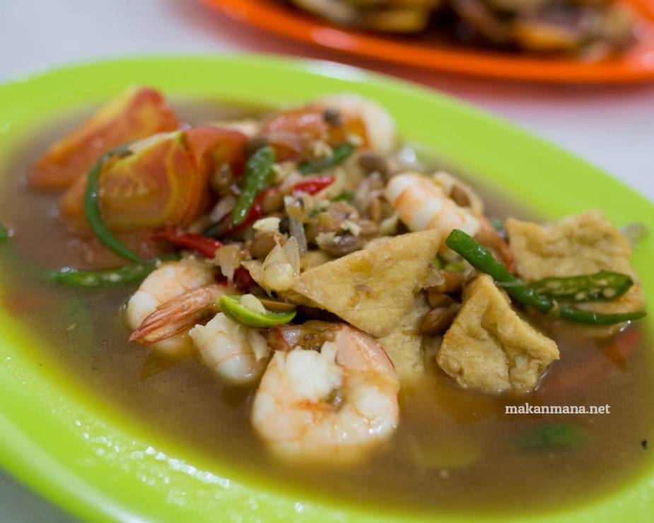 Tauco Udang