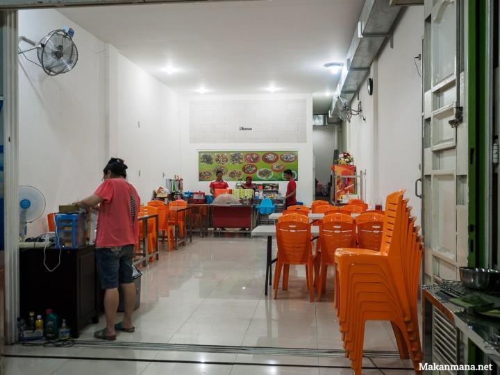 lokasi tulek seafood