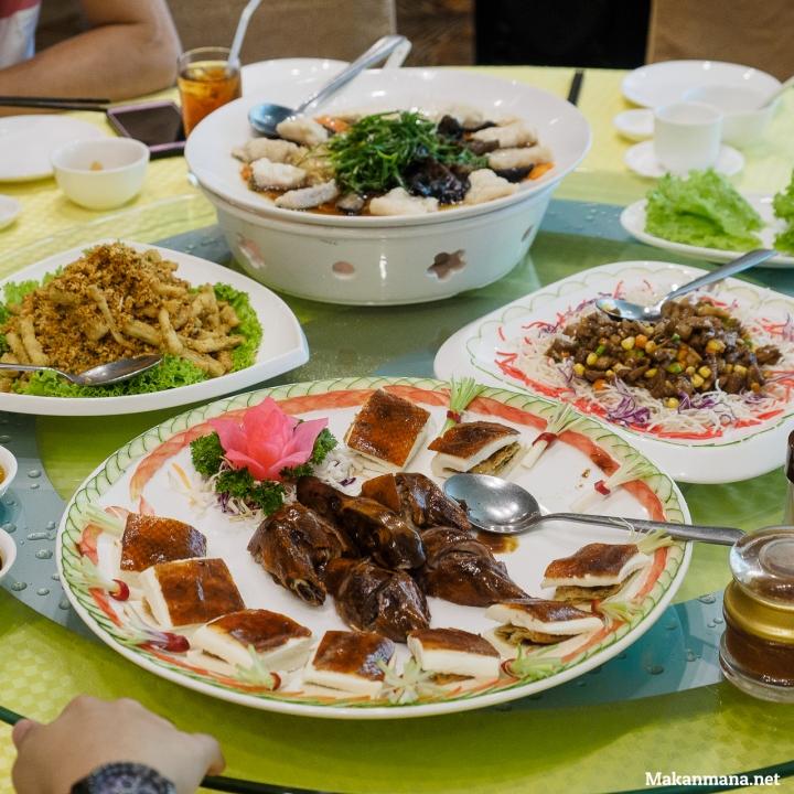 paket makan hee lai ton